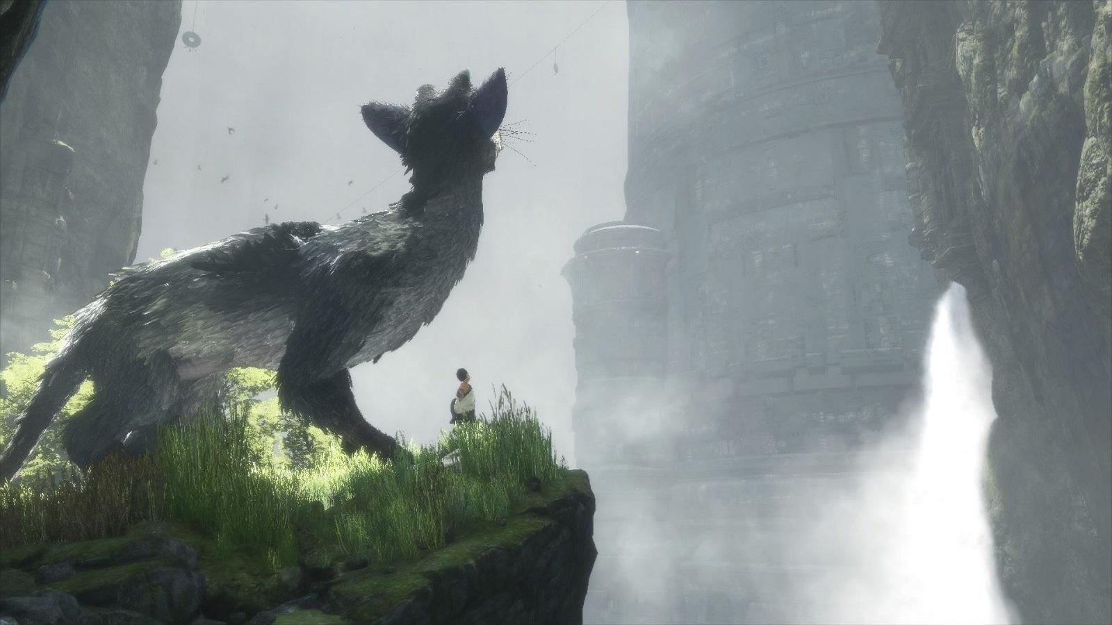 Студия-разработчик The Last Guardian опубликовала ещё один новогодний тизер своей новой игры