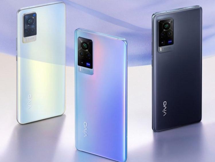 Vivo готовит самый флагманский X60 Pro+ на процессоре Snapdragon 888