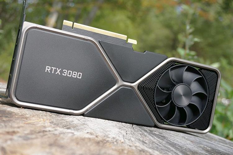 GeForce RTX 3080 скупают не только майнеры и перекупщики — видеокарта показалась в статистике Steam