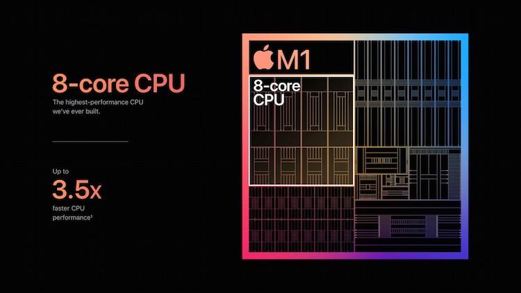 Apple укрепится на рынке процессоров для ноутбуков с выходом новых MacBook Pro на фирменных чипах