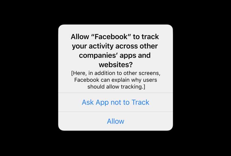 Facebook смирилась с появлением функции App Tracking Transparency в iOS 14