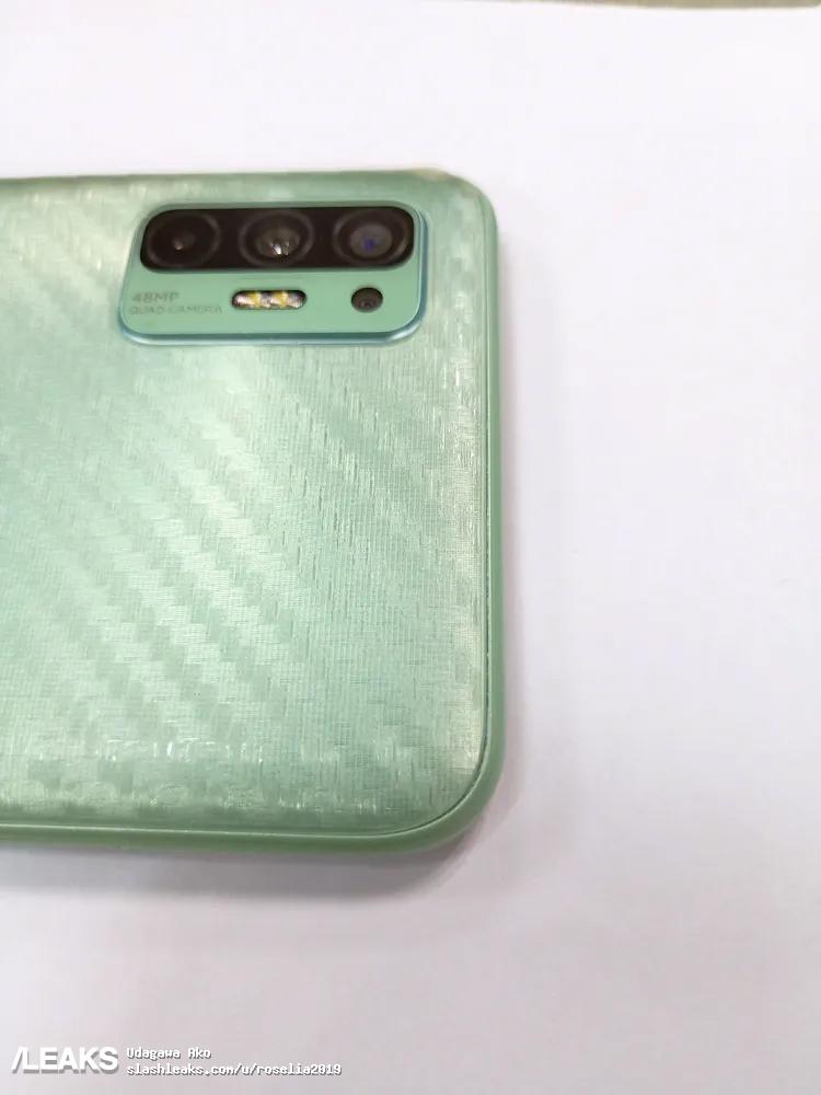 HTC готовит 5G-смартфон с оригинальным оформление корпуса