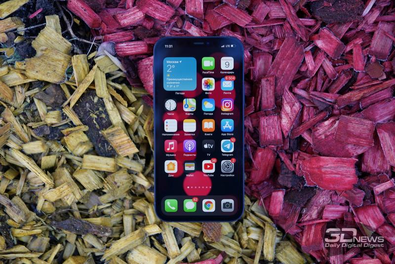 Стоимость компонентов Apple iPhone 12 составляет $431 — на 26 % больше, чем у iPhone 11