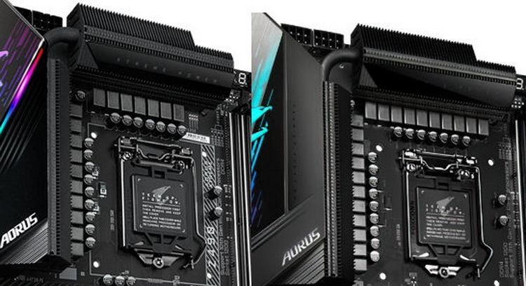 Плата Gigabyte Z590 Aorus Xtreme для Rocket Lake получит усиленное питание и Thunderbolt 4
