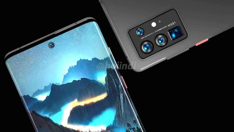 Флагманский Huawei P50 Pro показался на качественных рендерах