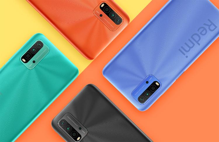 Xiaomi представила бюджетный смартфон Redmi 9T с чипом Snapdragon 662 и батареей на 6000 мА·ч