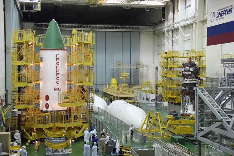 Корабль «Прогресс МС-16» отправится к МКС в середине февраля