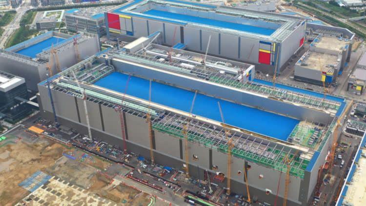 Samsung впервые вложит в производство полупроводниковых изделий более $30 млрд