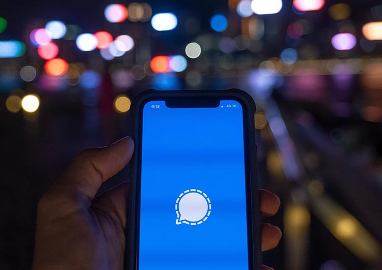 Вместо WhatsApp: Илон Маск порекомендовал Signal, и теперь в мессенджере наплыв желающих