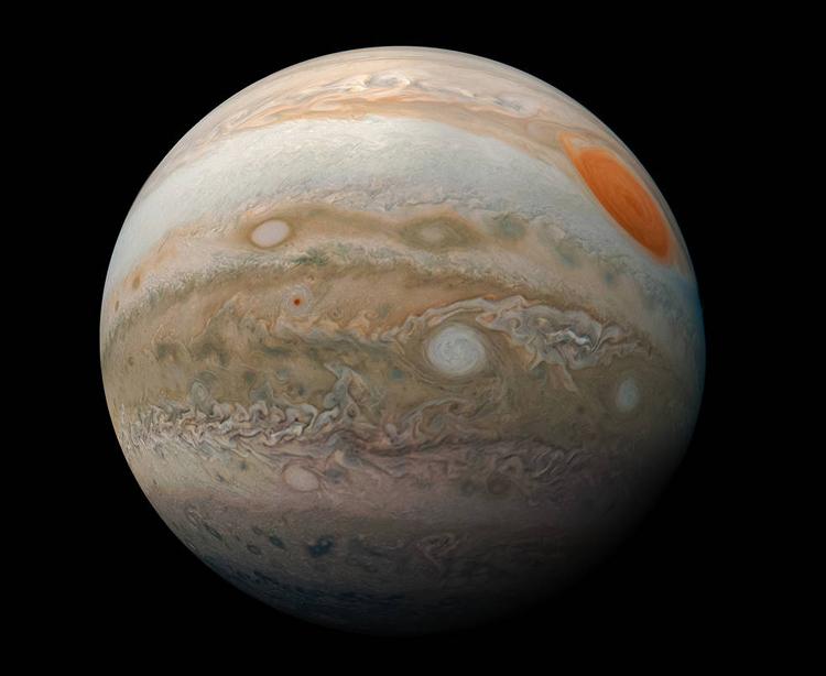 NASA продлит миссии Juno и InSight по изучению Юпитера и Марса