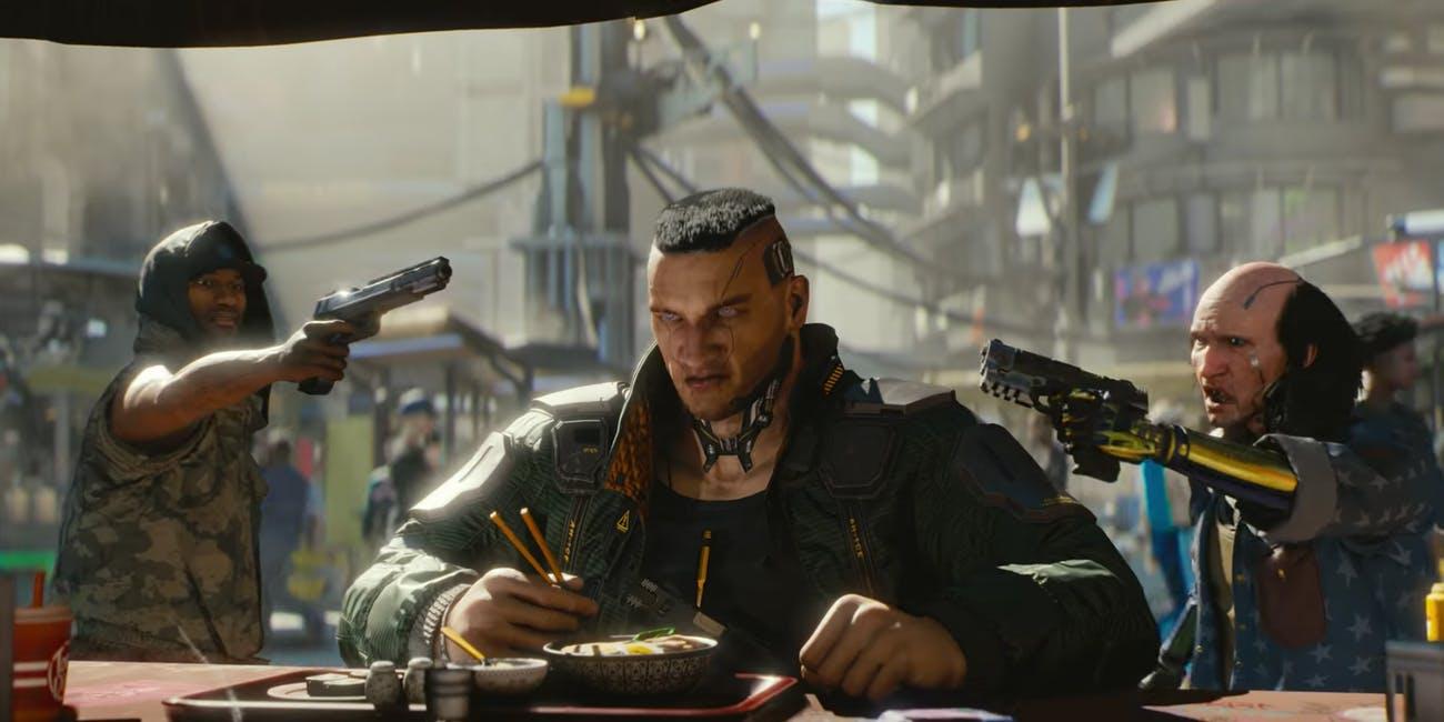 В США подали судебный иск к CD Projekt RED из-за проблем с Cyberpunk 2077