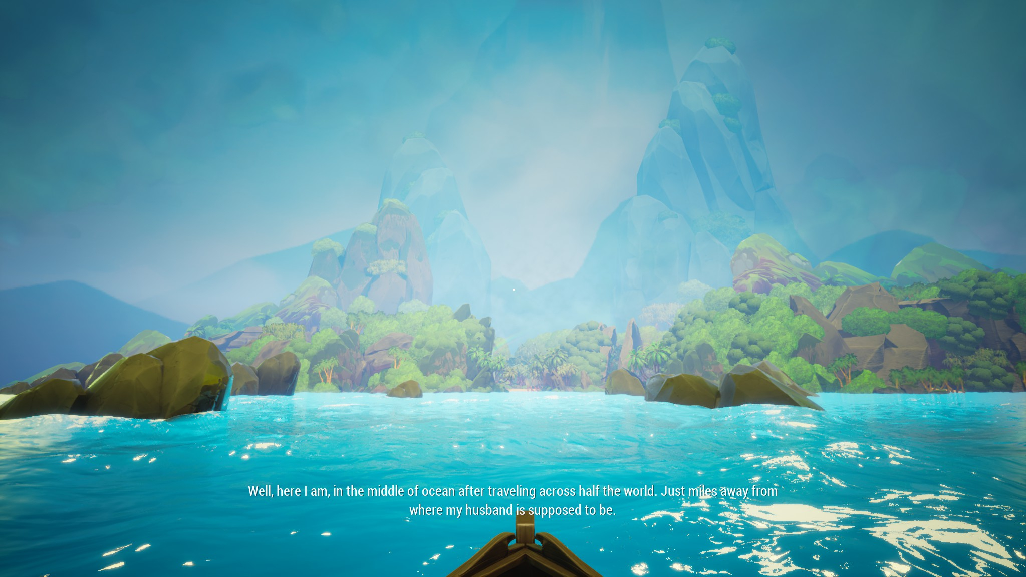 Call of the Sea — джунгли тебя зовут. Рецензия