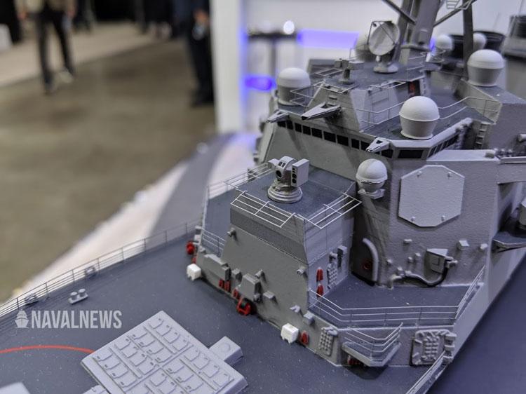 Военно-морской флот США первым в мире получил лазерное оружие — систему HELIOS от Lockheed Martin