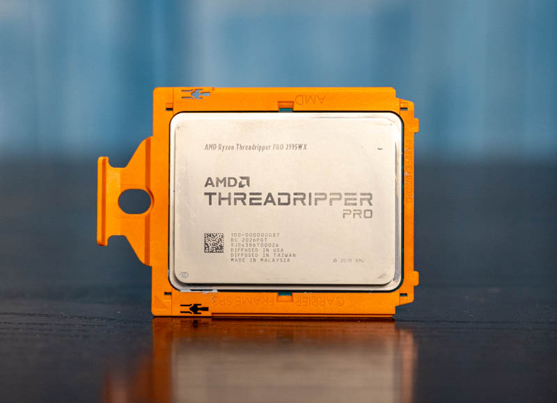 Supermicro представила рабочую станцию с AMD Ryzen Threadripper PRO
