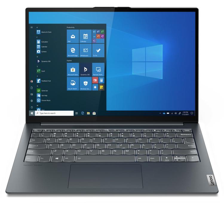 Представлен компактный и лёгкий ноутбук Lenovo ThinkBook 13x i на процессоре Intel Tiger Lake