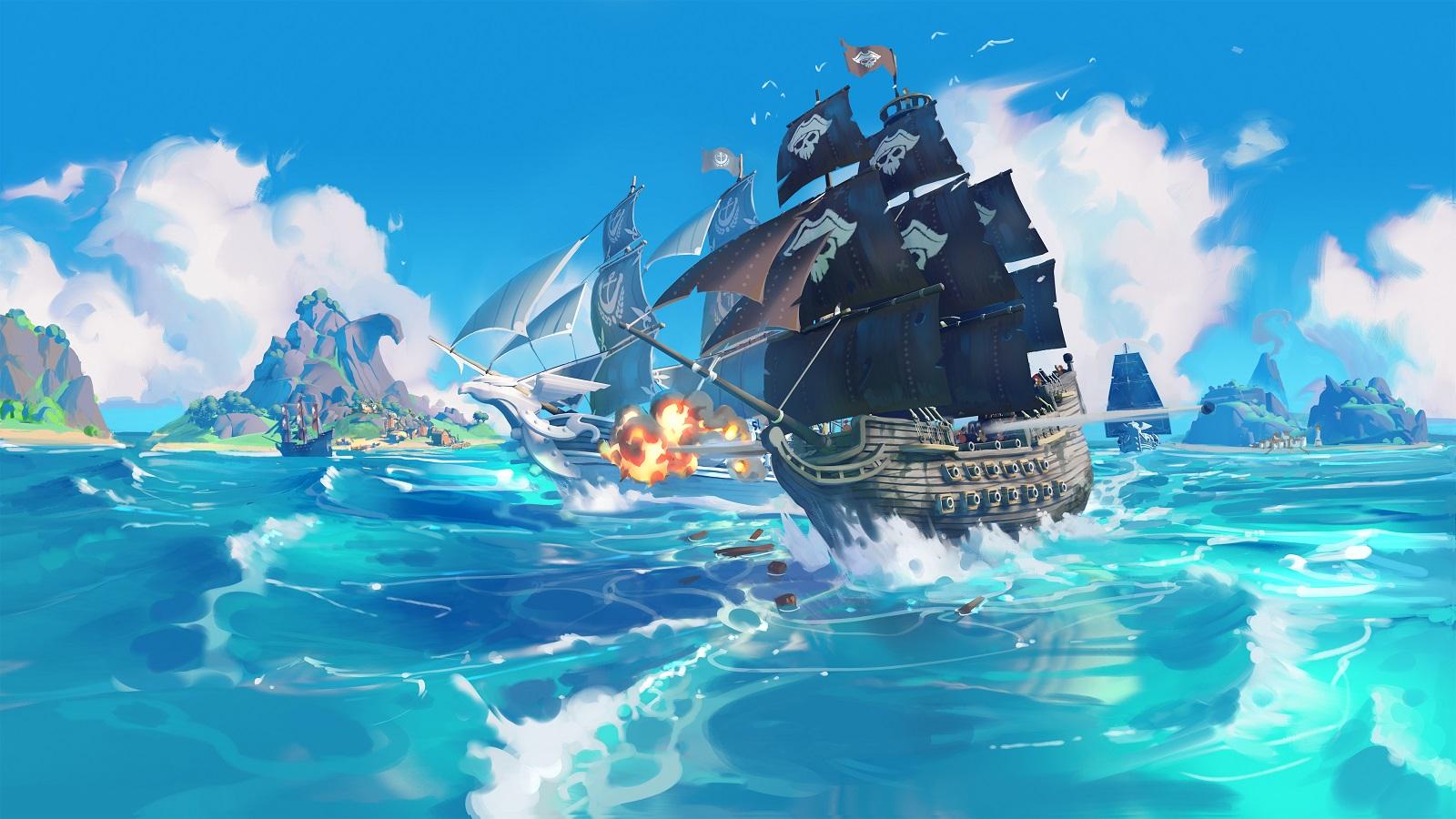 Разработчики пиратского ролевого экшена King of Seas определились с датой релиза