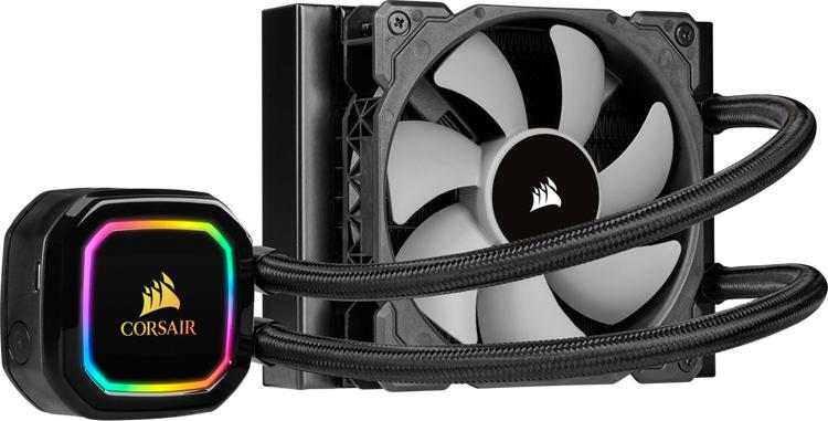 Corsair представила компактную систему жидкостного охлаждения iCUE H60i RGB Pro XT стоимостью $100