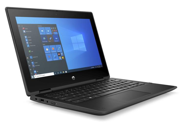 Представлен ноутбук-трансформер HP ProBook x360 11 G7 на базе Intel Jasper Lake для учащихся