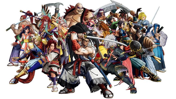 Японский файтинг Samurai Shodown выйдет на Xbox Series X и S в середине марта