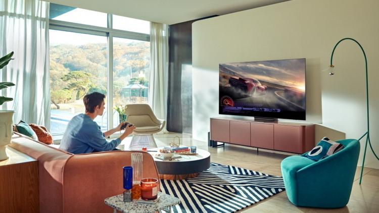 Samsung представила игровые функции телевизоров Neo QLED и QLED нового поколения