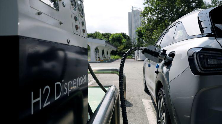 Китайское предприятие Hyundai будет снабжать водородными силовыми установками сторонних клиентов