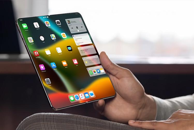 Издание Bloomberg подтвердило, что компания Apple тестирует iPhone со сгибаемым экраном