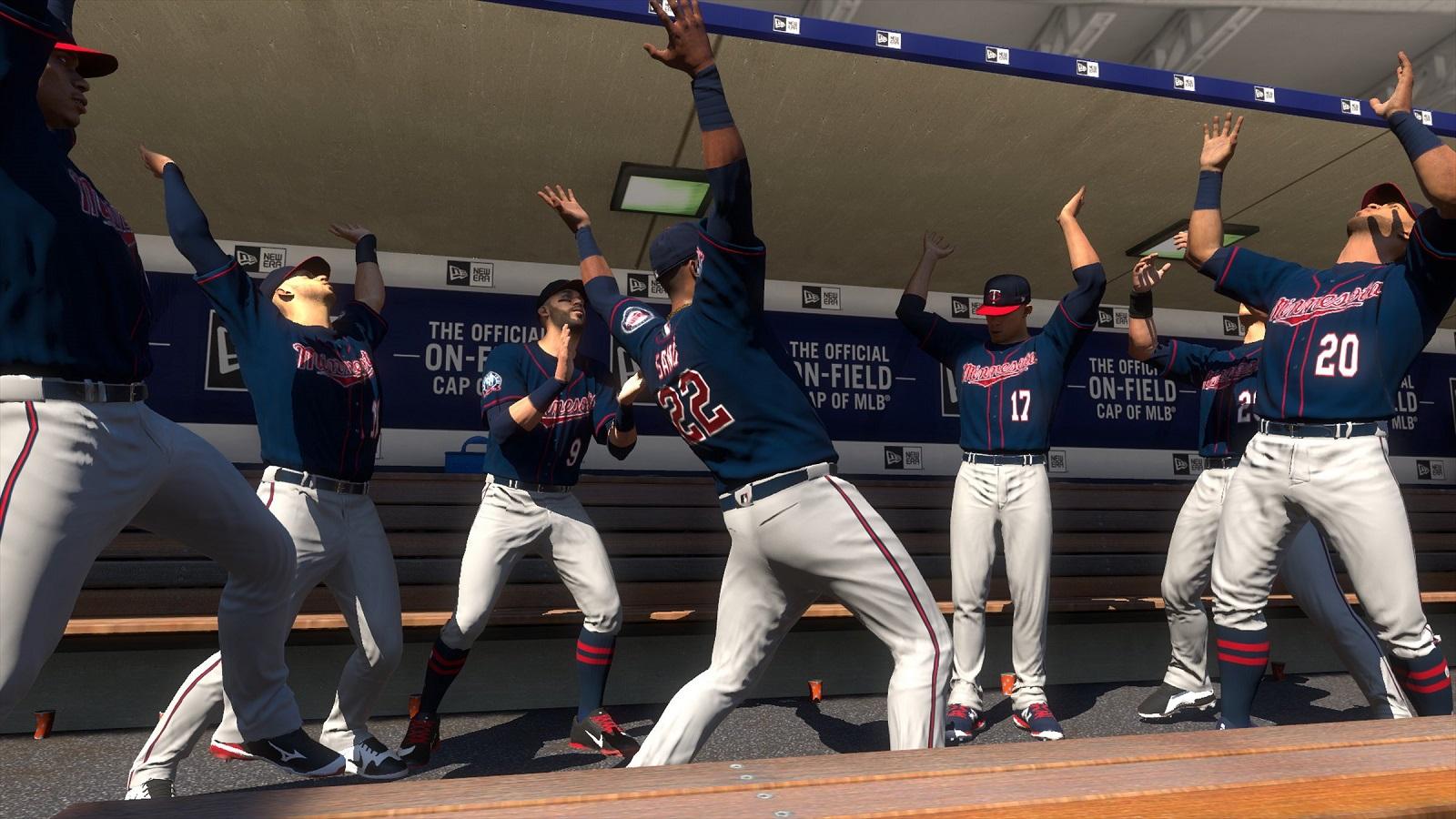 Первую мультиплатформенную MLB The Show представят в феврале
