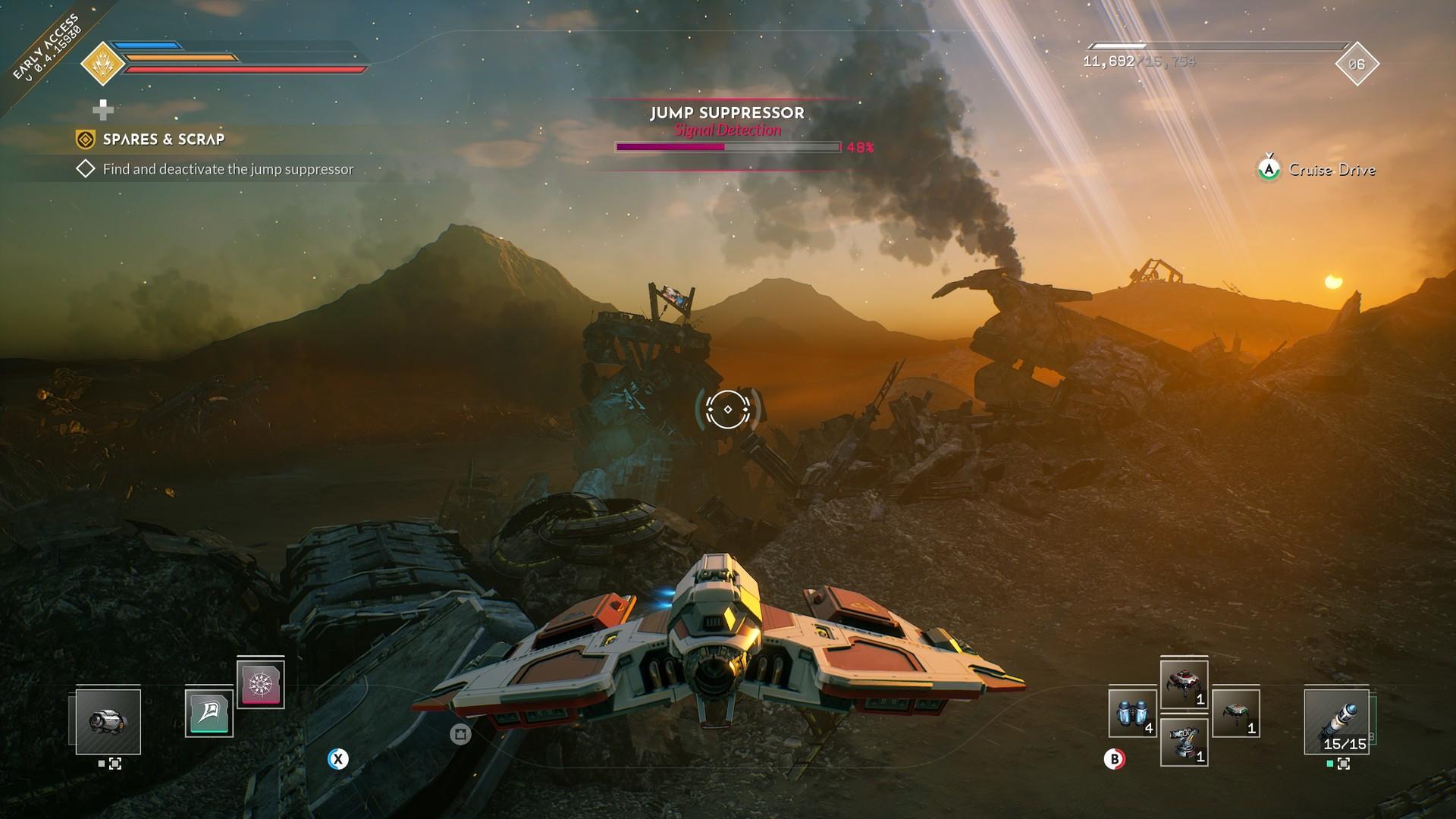 Everspace 2 вышла в ранний доступ — в игре не менее 25 часов геймплея