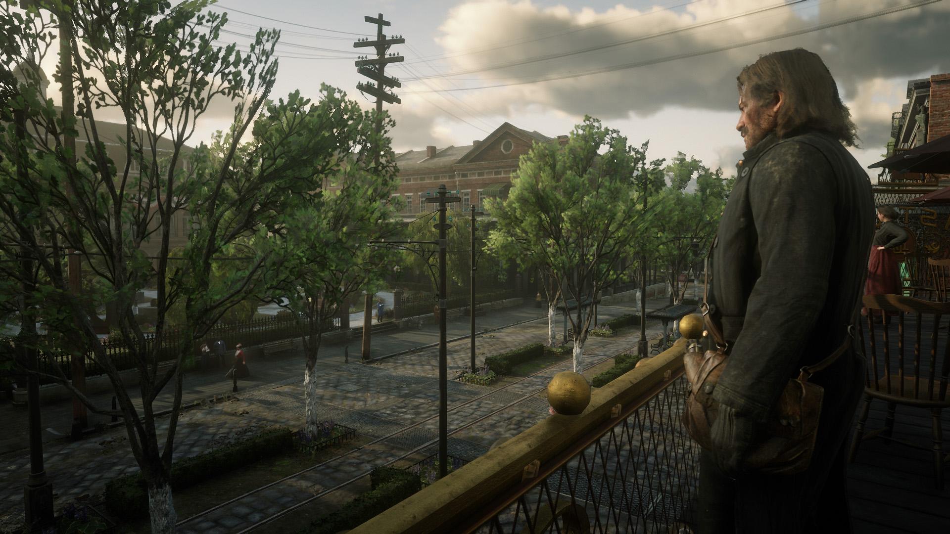 Видео: блогер взломал камеру в Red Dead Redemption 2 и продемонстрировал многочисленные секреты игры
