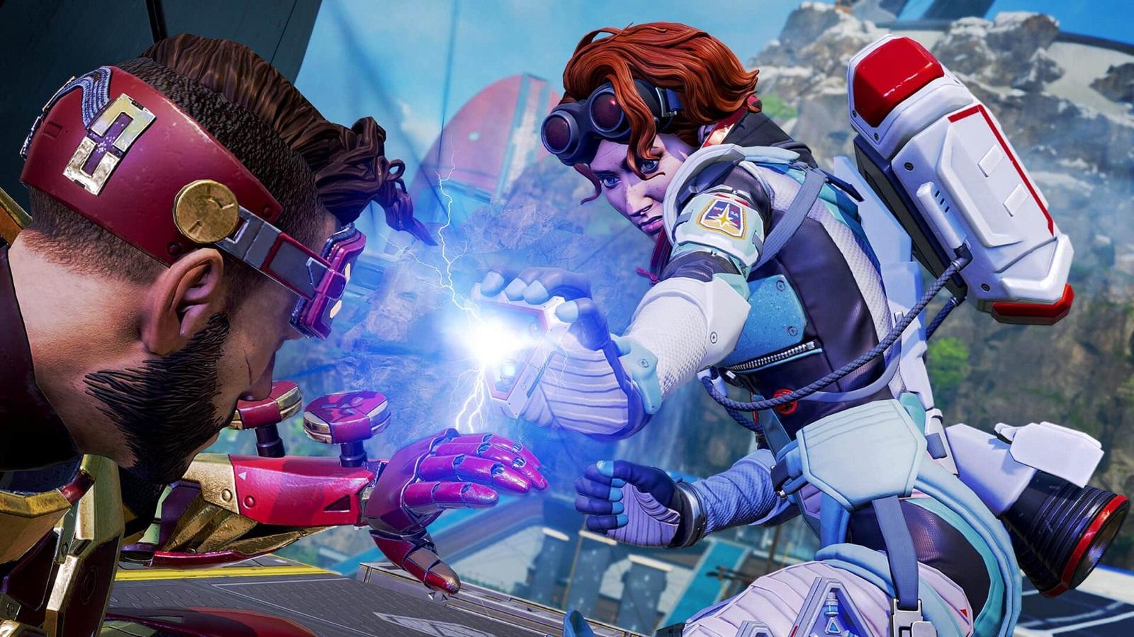 Утечка: Switch-версия Apex Legends выйдет одновременно с началом восьмого сезона