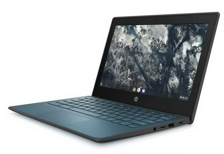 HP представила пять хромбуков для образования на процессорах MediaTek и Intel Jasper Lake