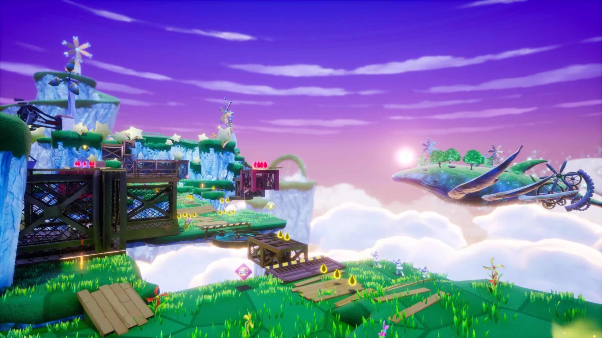 Демоверсия Balan Wonderworld выйдет на всех основных платформах 28 января