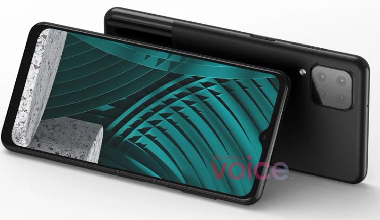 Смартфон Samsung Galaxy M12/F12 будет оснащён экраном Infinity-V, чипом Exynos 850 и батареей на 6000 мА·ч