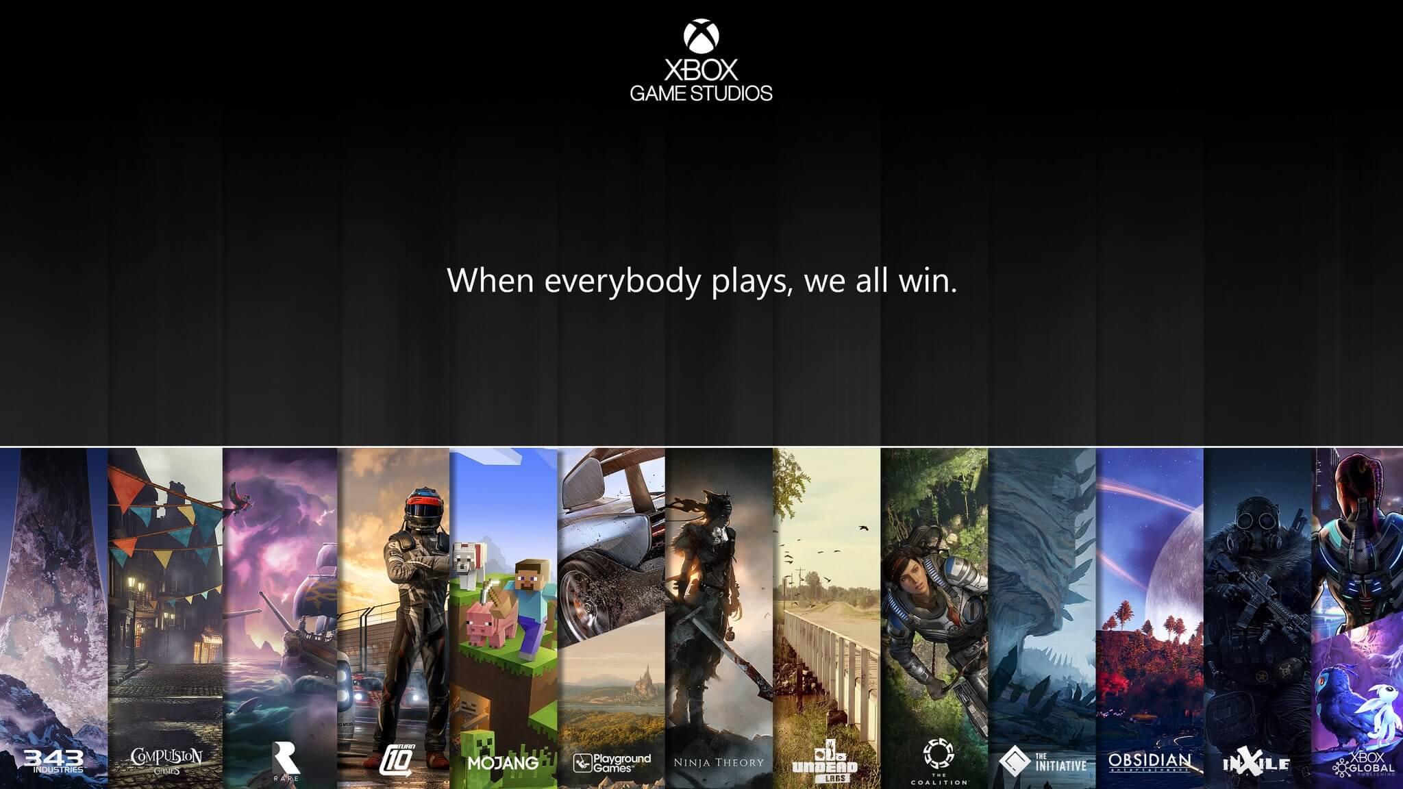 Инсайдер: первым релизом Xbox Game Studios в 2021 году станет ещё не анонсированная игра