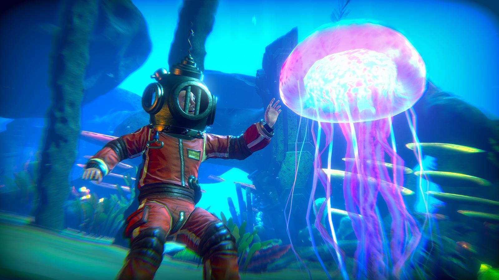 Следующей игрой авторов Everybody's Gone to the Rapture станет приключенческий экшен от первого лица в новой вселенной