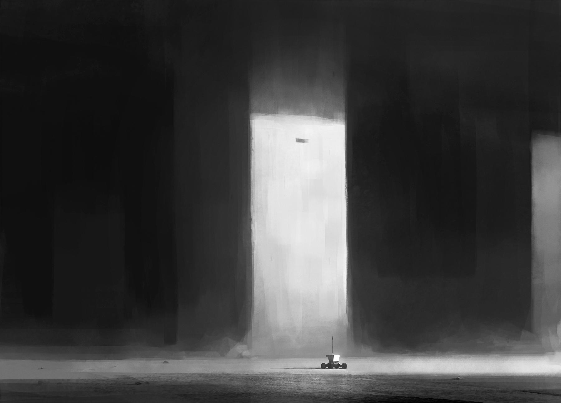Авторы Limbo и Inside показали ещё две иллюстрации своей научно-фантастической игры