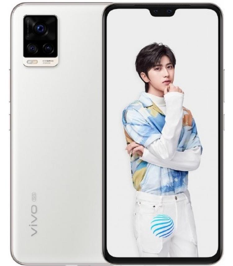 Близится выход 5G-смартфона Vivo S7t с процессором Dimensity 820