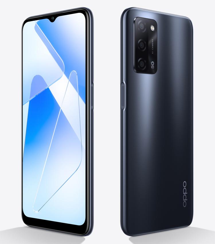Дебютировал доступный смартфон OPPO A55 5G с тройной камерой, экраном HD+ и мощной батареей