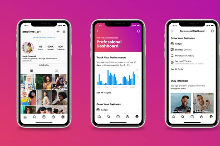 Приложение Instagram получит бизнес-инструменты и позволит блогерам IGTV зарабатывать на рекламе