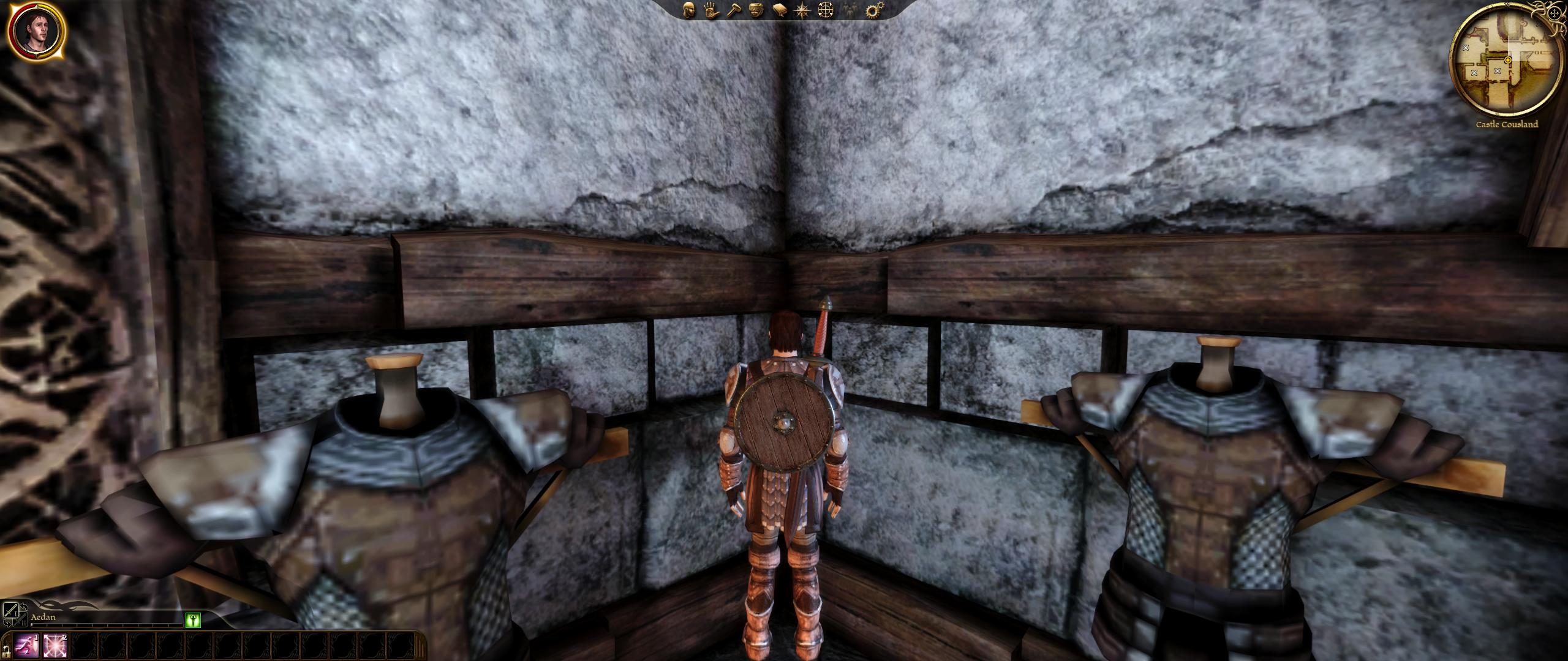 Энтузиаст с помощью нейросети улучшил 2200 текстур в Dragon Age: Origins