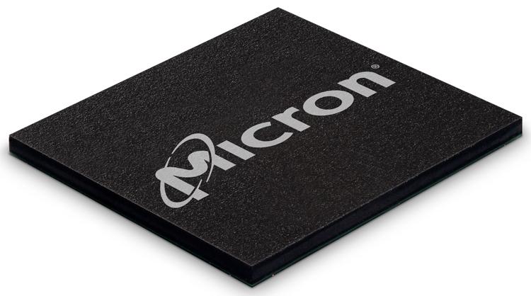 Micron начала выпускать оперативную память по рекордно плотному техпроцессу 1α