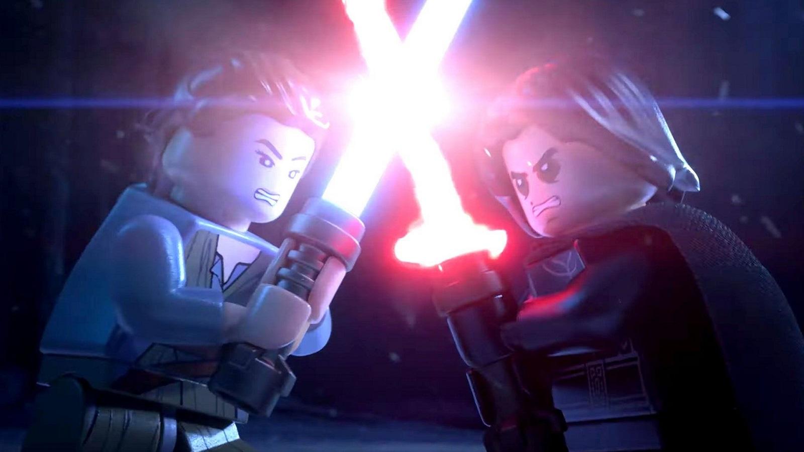 LEGO Star Wars: The Skywalker Saga предложит взять под контроль около 300 персонажей, включая Бабу Фрика