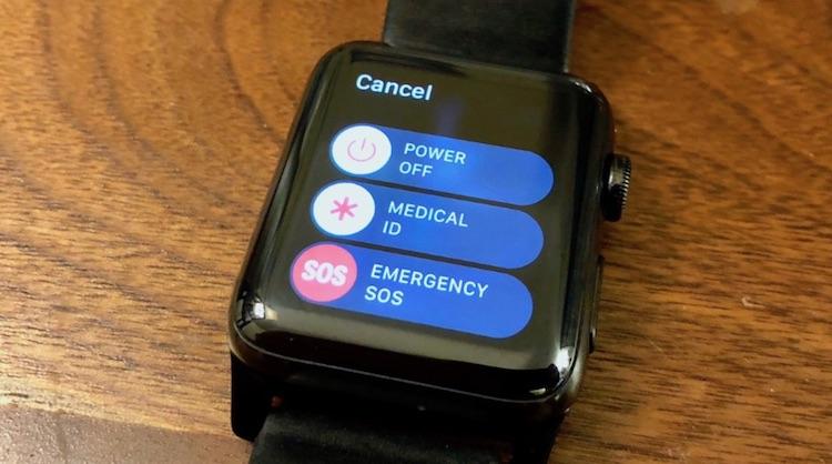 Apple Watch спасли жизнь унесённого течением велосипедиста