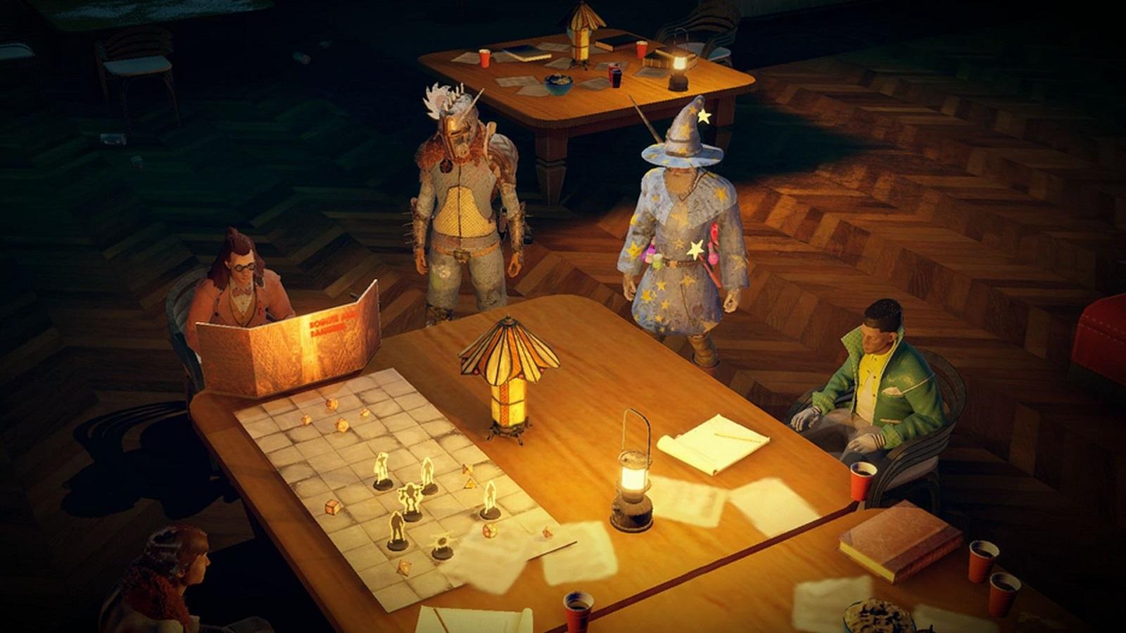 Wasteland 3 получила патч 1.3 с «туристическим» уровнем сложности и двумя фэнтезийными костюмами