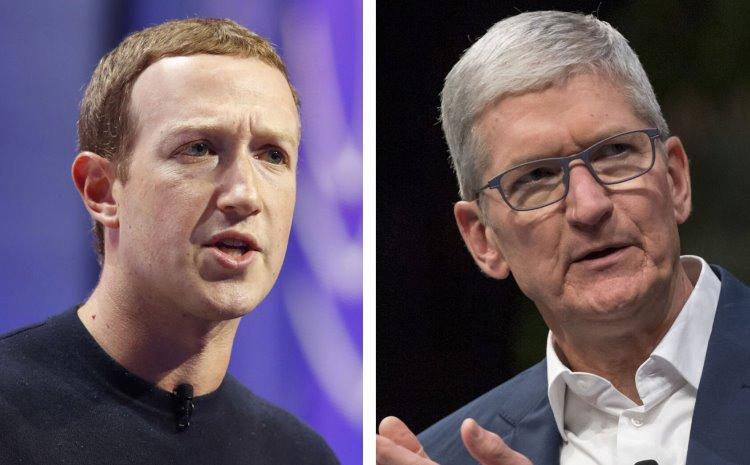 Facebook подаст в суд на Apple из-за новых правил конфиденциальности в App Store