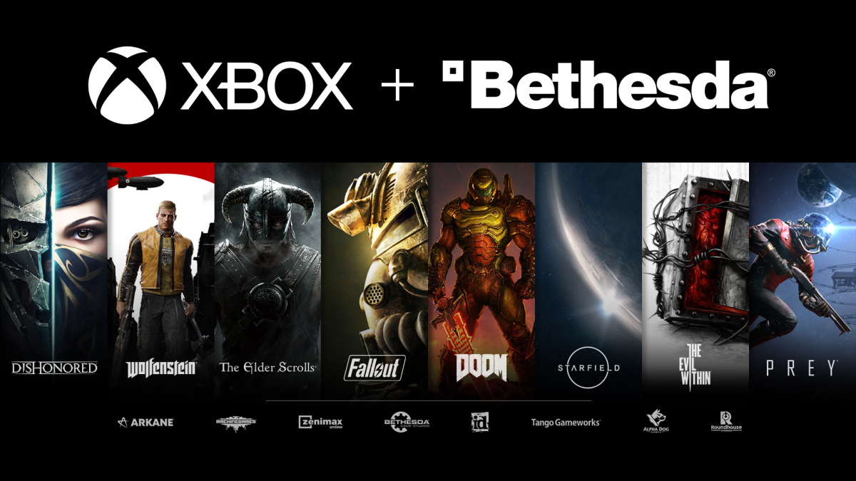 Слухи: Microsoft купит ещё одно игровое издательство — масштаб сделки будет сопоставим с покупкой Bethesda