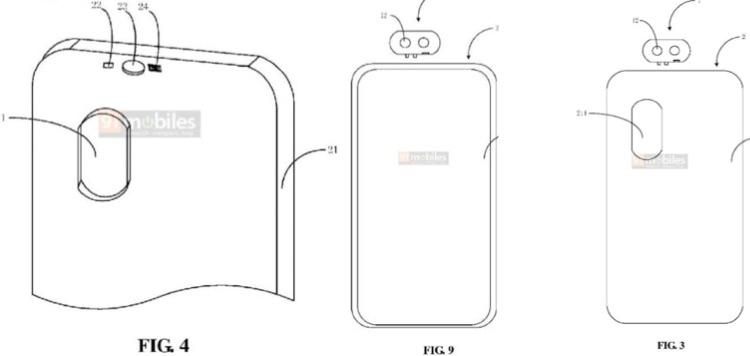 Xiaomi запатентовала смартфон со съёмной основной камерой