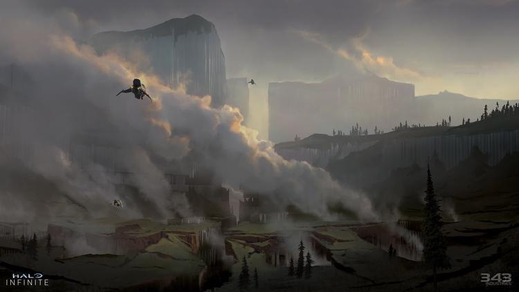 Первые подробности Halo Infinite после долгого молчания: «песочница», ощущение игры на ПК и оптимизация