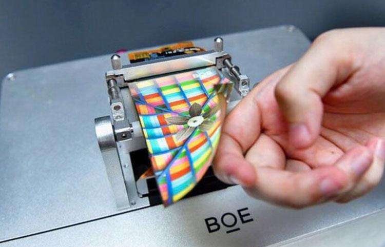 Китайская компания BOE, производящая OLED-экраны, попала в жернова американской юстиции