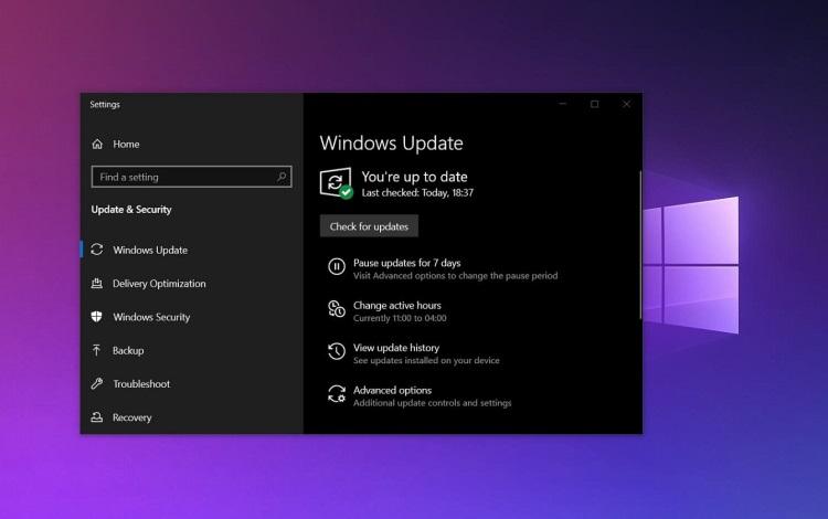 Microsoft случайно раскрыла сроки запуска Windows 10 21H1